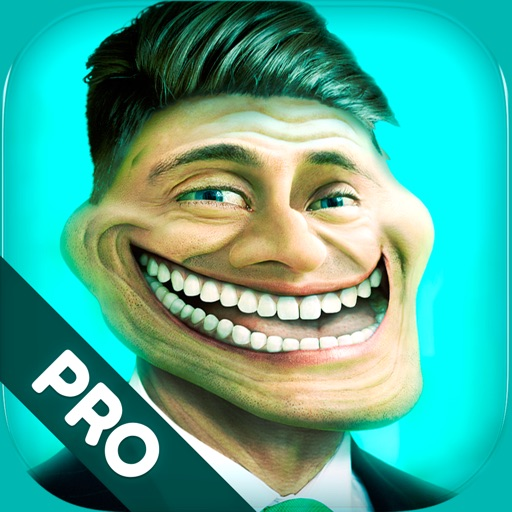 Troll Face Camera Pro - Funny Pics Photo Editor for ProCamera SimplyHDR