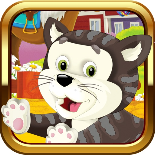 Animal Farm Points - Connect dots for toddlers - Preschool and Kindergarten Learning Games