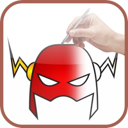 Artist Red - How to draw Face Masks