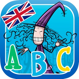 Learn the Alphabet with Naailde the Witch