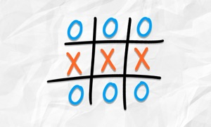 Tic Tac Toe - Noughts and Crosses - OXO - Unlimited