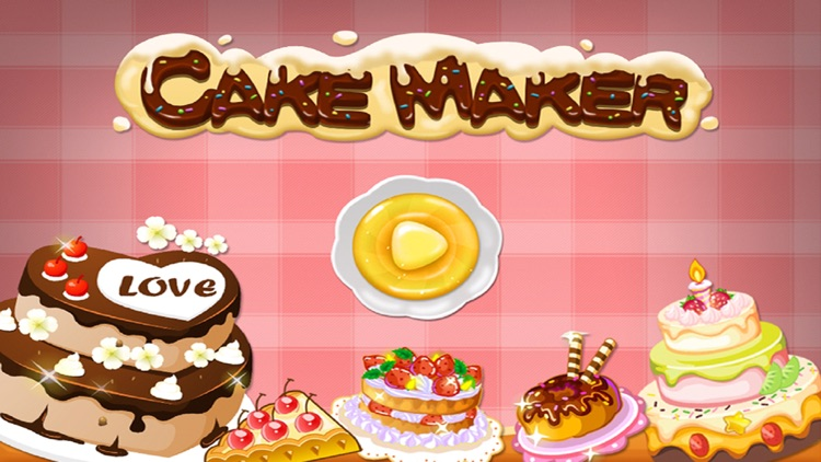Cake maker Cooking Time