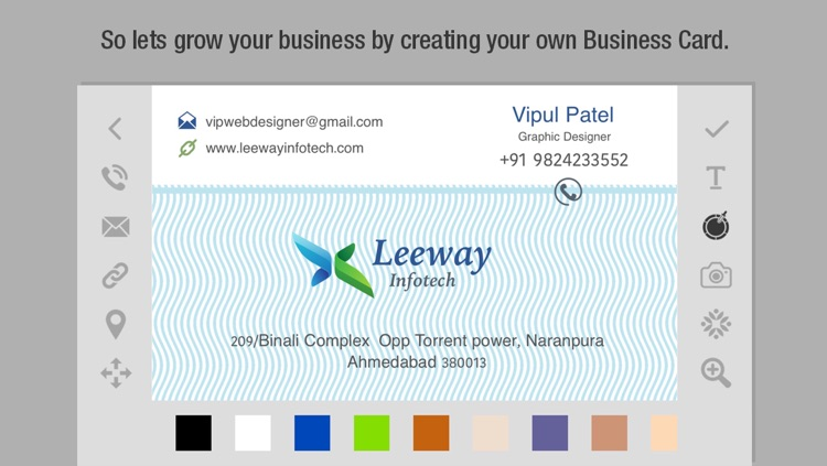 Business card creator create custom design print your own business card creator create custom design print your own visiting card reheart