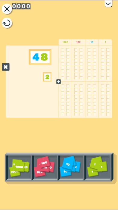 Montessori 算数 : かけ算のおすすめ画像3