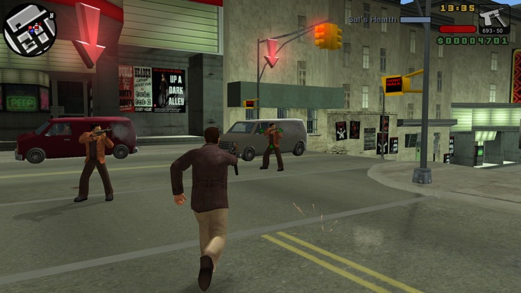 Grand Theft Auto: Liberty City Stories screenshot-4