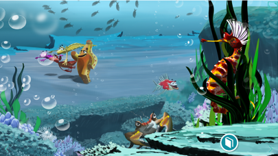 Aqua Dragons Sea Friends Interactive Book screenshot three