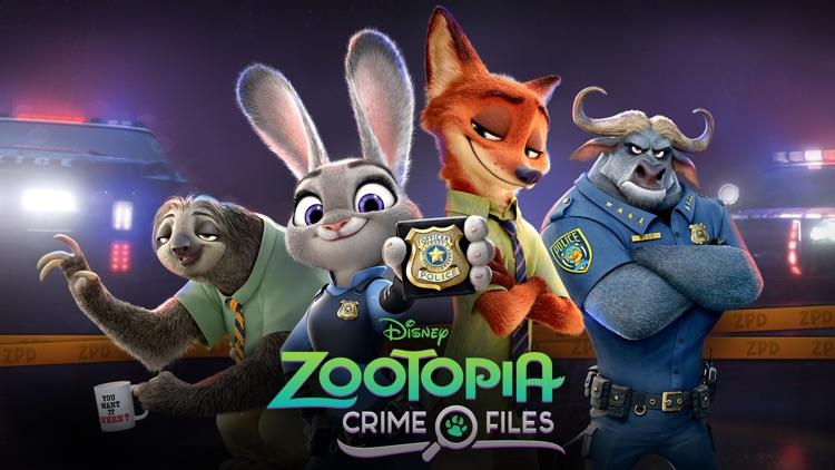 Zootopia Crime Files: Hidden Object screenshot-4