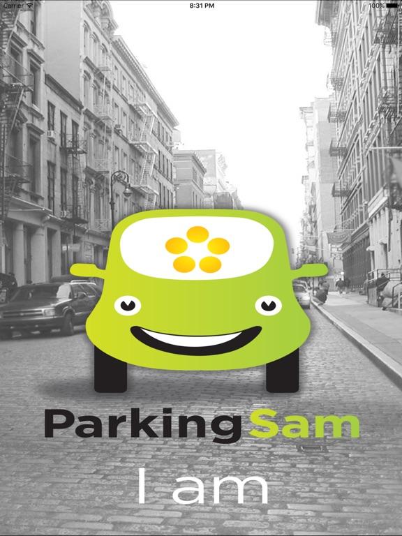 Parking Sam-ipad-4