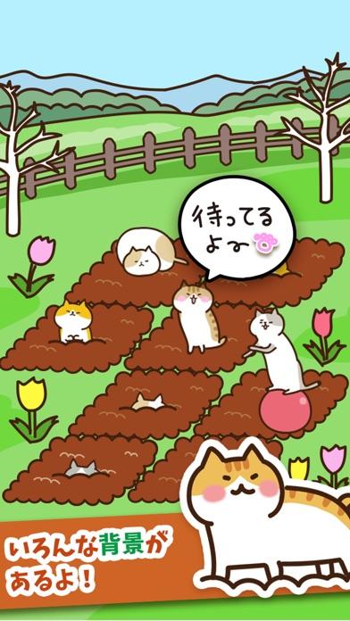 ねこ畑 -ほっこり畑でねこ育成-紹介画像5