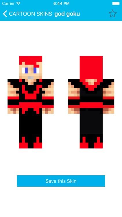 Cartoon Skins for Minecraft PE (Best Skins HD for Pocket Edition)