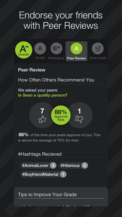 The Grade Dating App screenshot-3