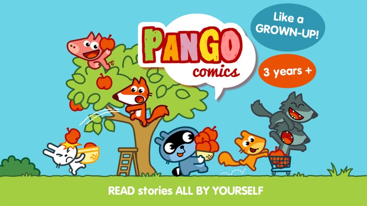 Pango Comics screenshot-0