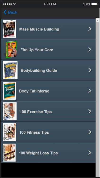 How To Build Muscle - Bodybuilding Tips and Advice screenshot-4