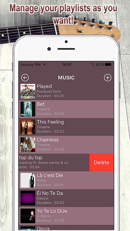 Music Trending Freedom: Mp3 Player and Free Music Play.list Manager
