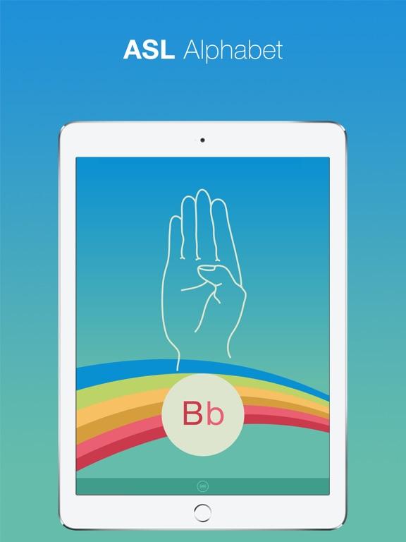 ASL Kids - Sign Language-ipad-3
