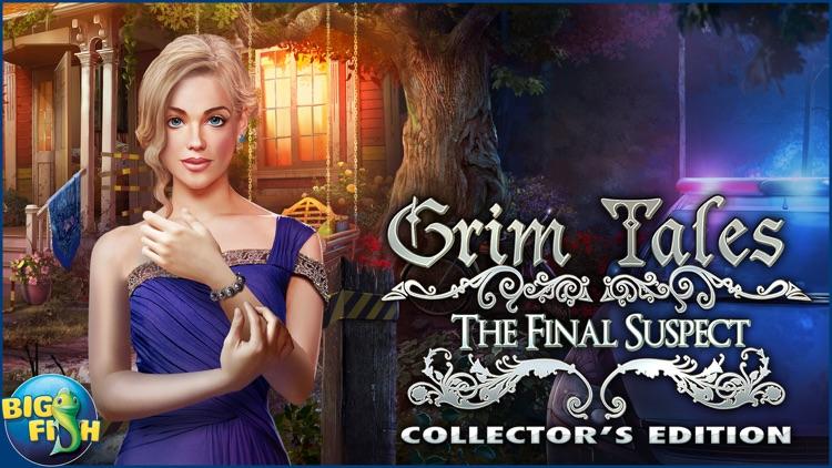 Grim Tales: The Final Suspect - A Hidden Object Mystery screenshot-4