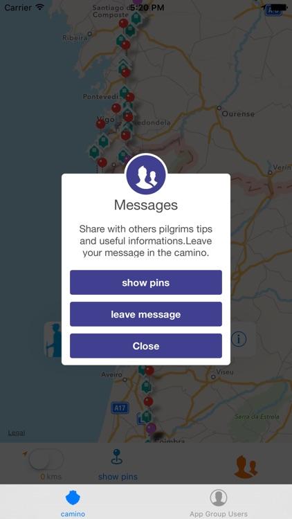 Camino Português screenshot-3