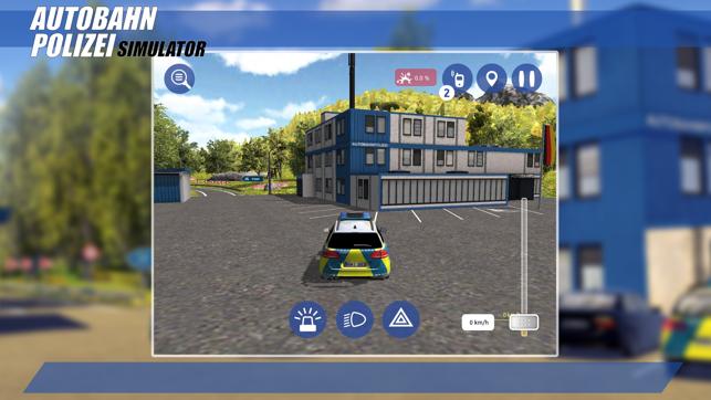 Autobahn Police Simulator im App Store