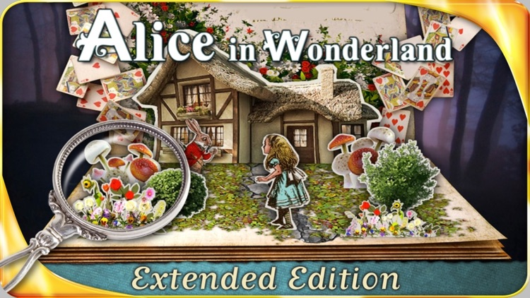 Alice in Wonderland – Extended Edition - A Hidden Object Adventure screenshot-4