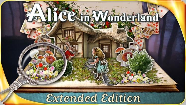 Alice in Wonderland – Extended Edition - A Hidden Object Adventure screenshot-4