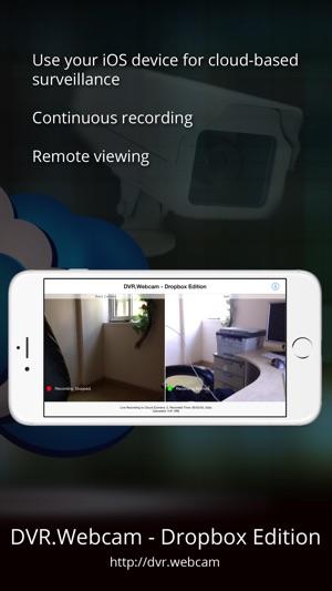webcam surveillance iphone