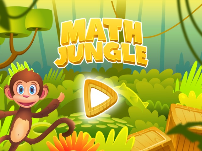 Math Jungle : Grade 1 Screenshot