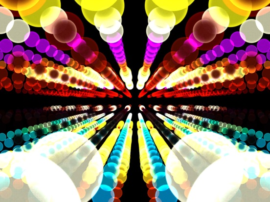 Spectrum Music Visualizer VR by Benjamin Outram (iOS, United Kingdom