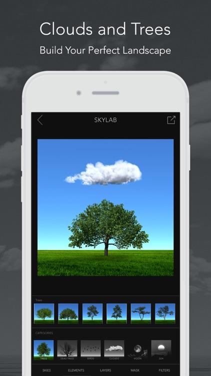 SkyLab Photo Editor screenshot-3