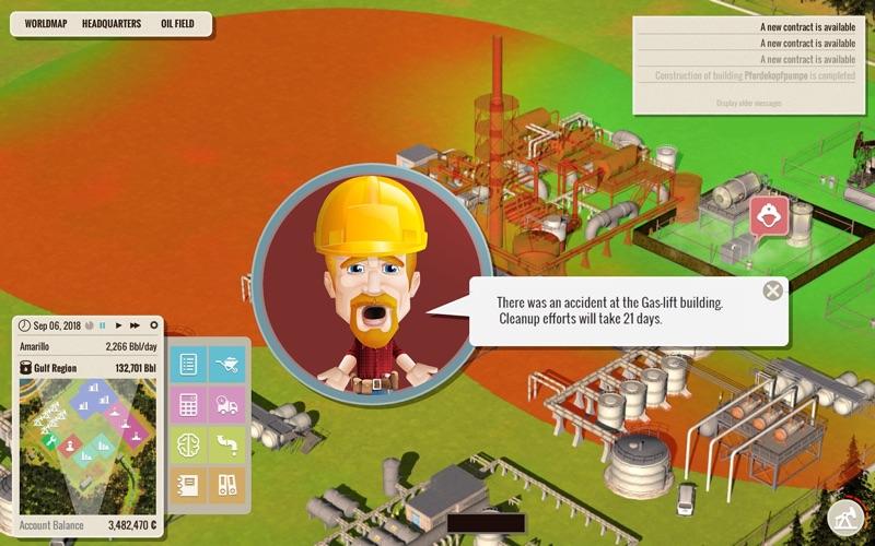 Oil Enterprise screenshot 5
