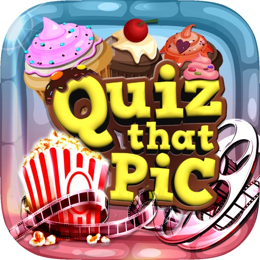 Quiz That Pics : Cupcake Movies Question Puzzles Games For Free