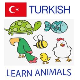 Learn Animals in Turkish Language