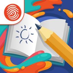 Scribble Press - Creative Book Maker for Kids