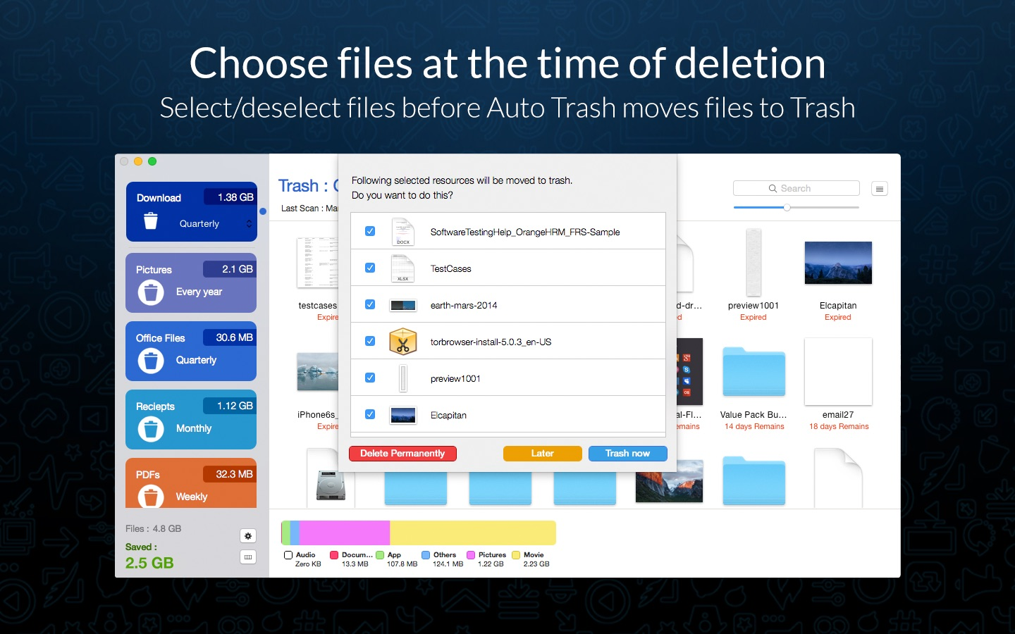 ‎AutoTrash - Remove Unwanted Files Automatically on the Mac App Store