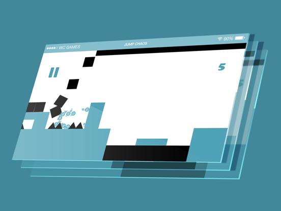 Ipad Screen Shot Jump Chaos 1