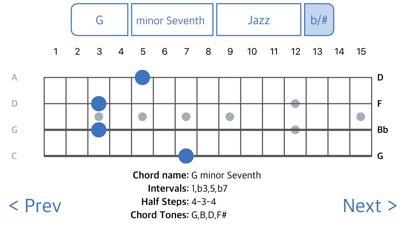 ChordFinder for Tenor Banjo screenshot four