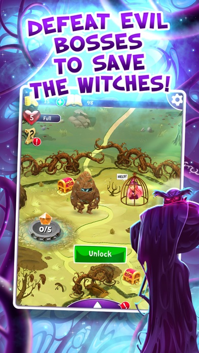 Free the Witch screenshot two