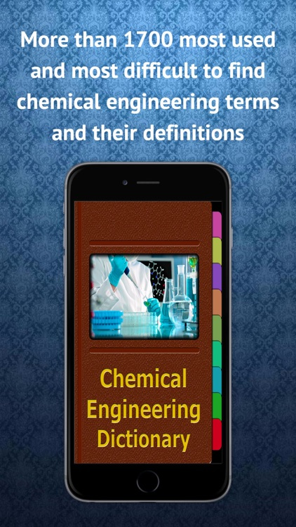 ChemicalEngineering Dictionary