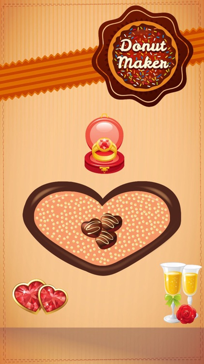Donut Maker Fun Game