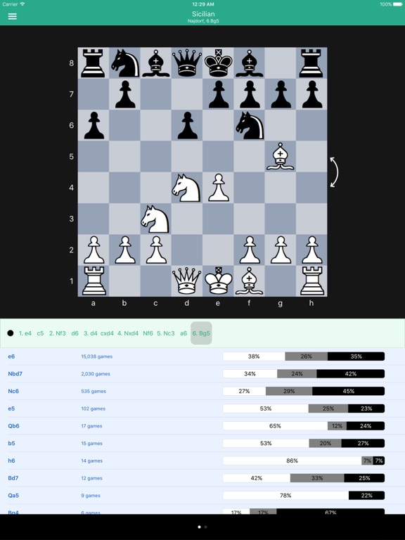 Chess Openings Explorer | App Price Drops