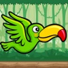 Flying Parrot Jungle Game