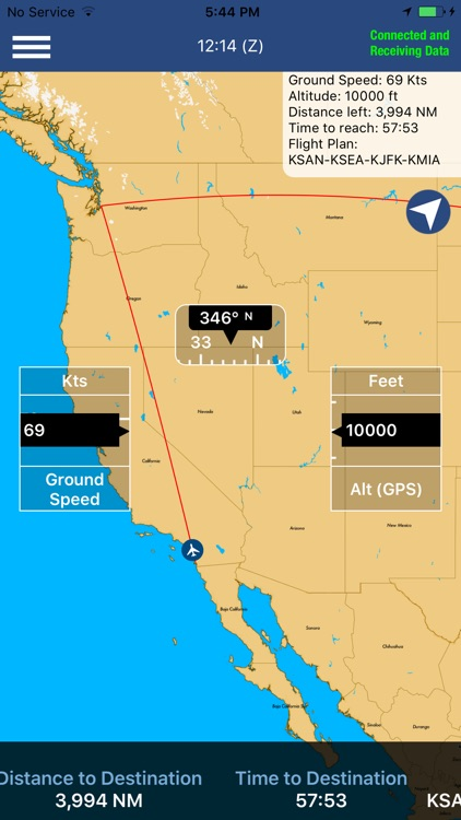 Guardian Avionics-Passenger GPS-Pro screenshot-1