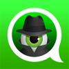 Espion pour WhatsApp - Masquez la dernière visite et les coches bleues