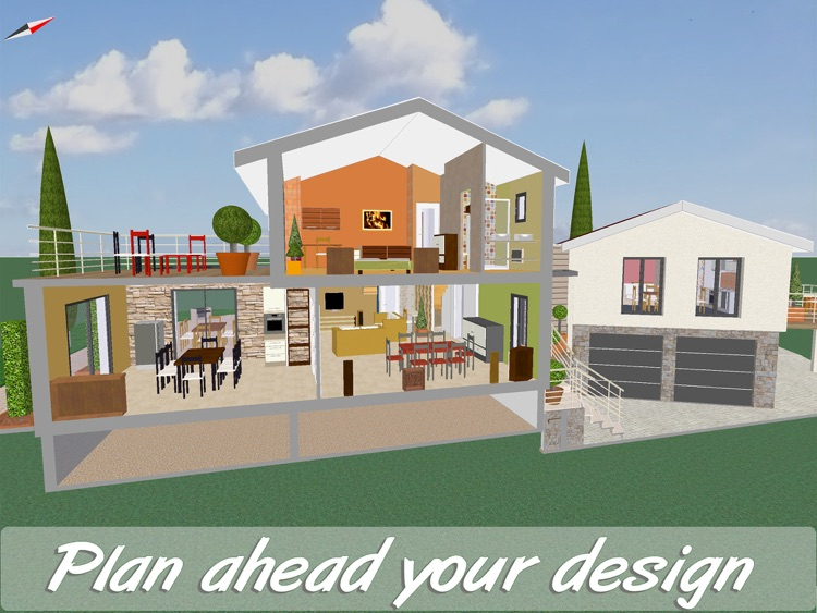 ArchiTouch 3D - Home Design screenshot-3