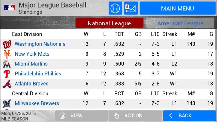 MLB Manager 2016 screenshot-4