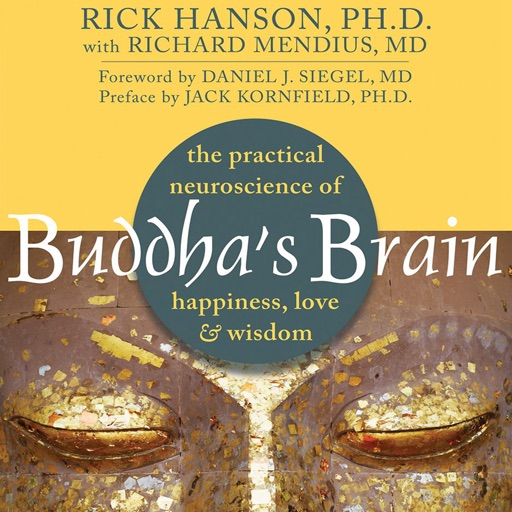 Buddha's Brain: Practical Guide Cards with Key Insights and Daily Inspiration icon