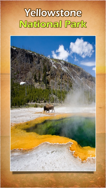 Yellowstone National Park Tourism Guide screenshot-0