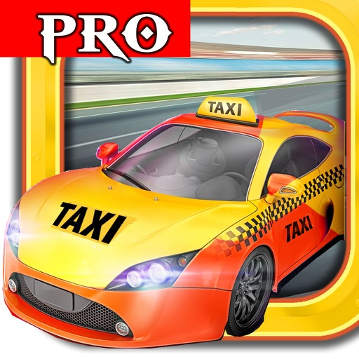 Taxi City Driver Race PRO