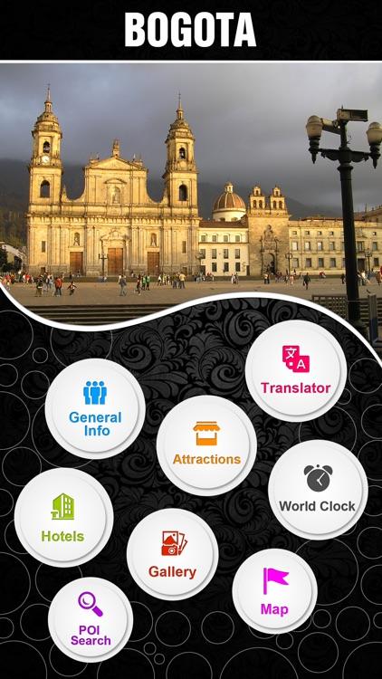 Bogota City Travel Guide
