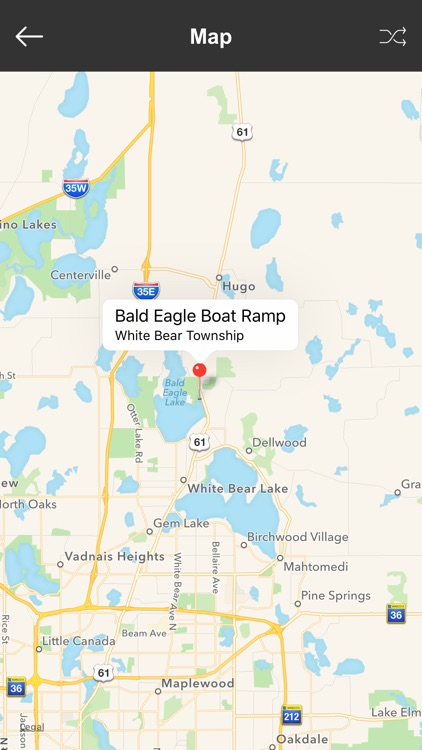 Minnesota Boat Ramps & Fishing Ramps screenshot-3