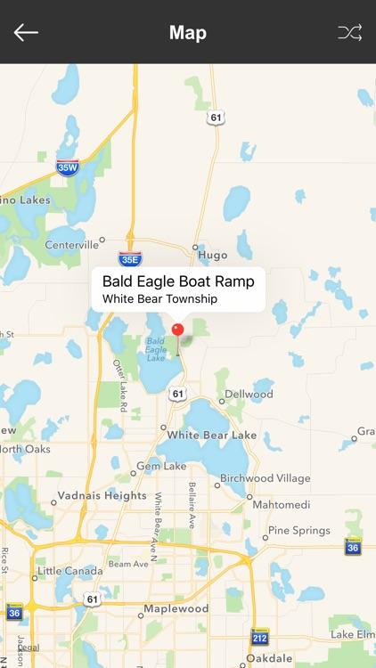 Minnesota Boat Ramps & Fishing Ramps screenshot-3